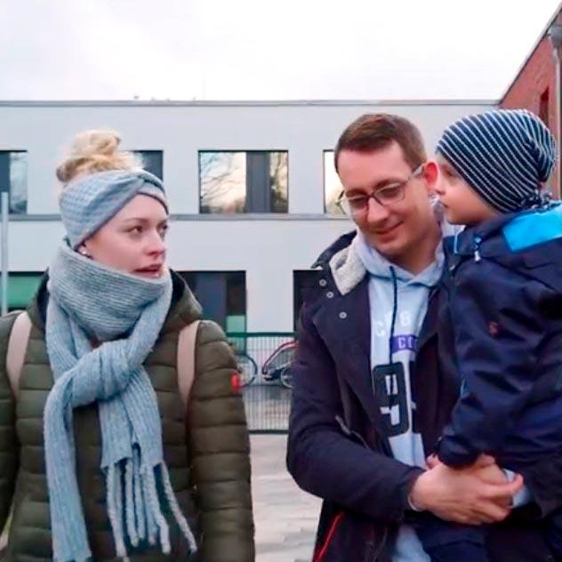Laura und Bastian Schmidt